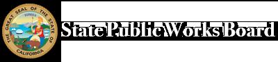 , State Public Works Board