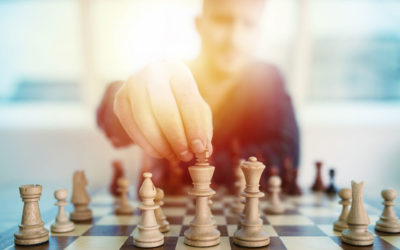 Investing Strategies for your 20's to your 60's: A Chess Game