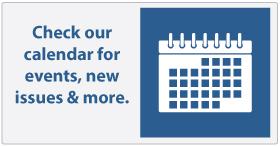 Events Calendar.
